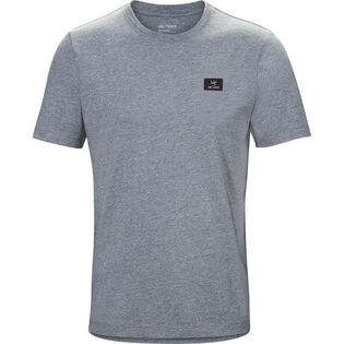 T-shirt Emblem Patch pour hommes