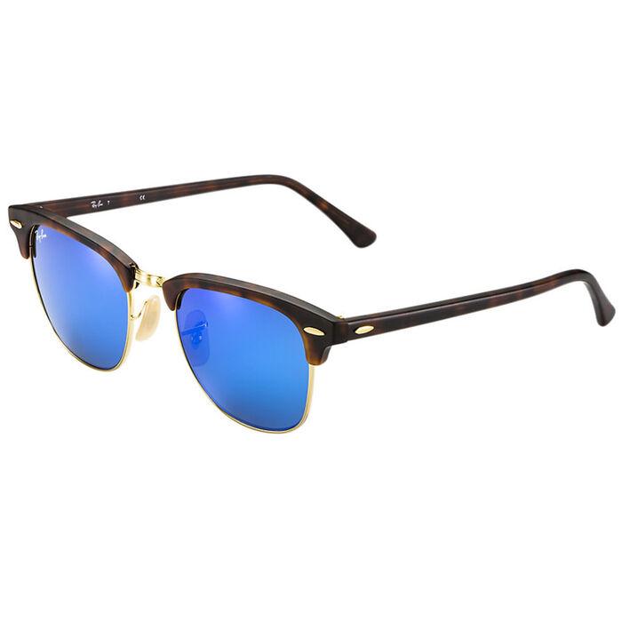 Clubmaster Flash Lenses Sunglasses