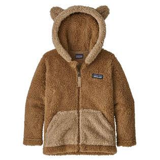 Chandail à capuchon Furry Friends pour bébés [3-18M]