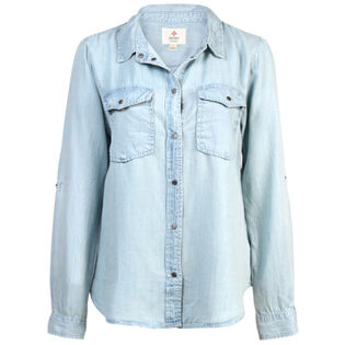 Women's Denim Tencel Shirt
