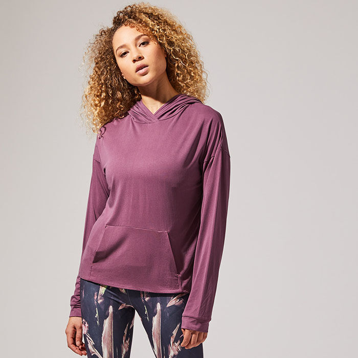 Women's Revel Natural Modal Hoodie