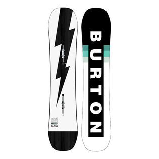 Juniors' Custom Smalls Camber Snowboard [2021]
