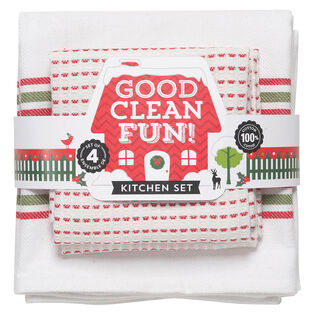 Good Clean Fun Kitchen Set