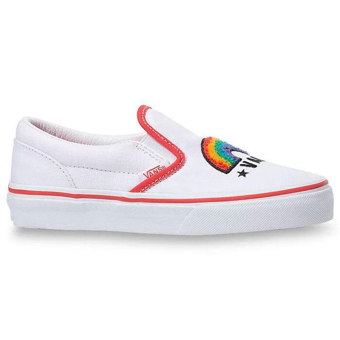 Kids' [11-3] Chenille Slip-On Shoe