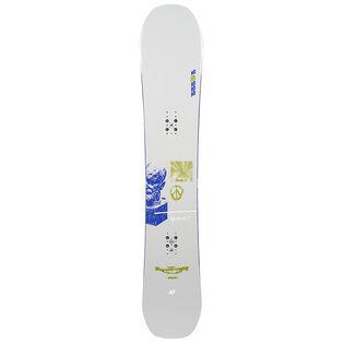 Men's Broadcast Wide Snowboard [2022]