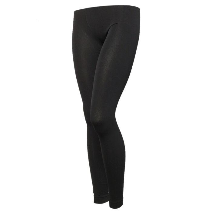 Women's Footless Fleece-Lined Tights