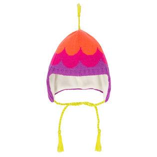 Girls' [2-6] Confetti Garden Knit Hat