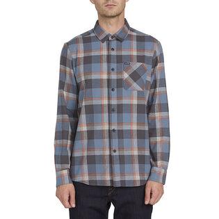 Men's Caden Plaid Long Sleeve Shirt