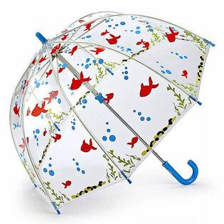 Birdcage Gone Fishing Umbrella