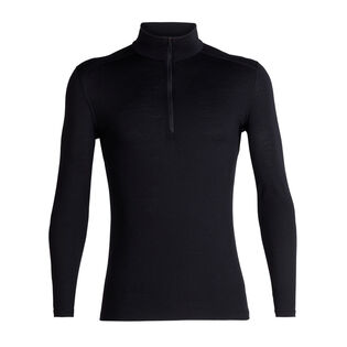 Men's Oasis Long Sleeve Half-Zip Top