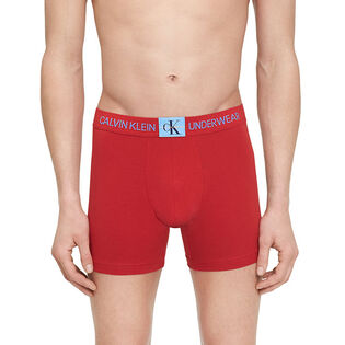 Men's Monogram Logo Boxer Brief