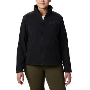 Women's Fast Trek™ II Full-Zip Fleece Jacket (Plus Size)