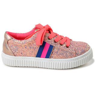Juniors' [10-3] Glitter Sneaker