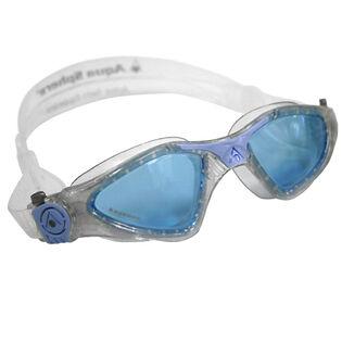 Lunettes de natation Kayenne pour femmes (lentilles bleues)
