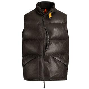 Men's Leroy Leather Vest