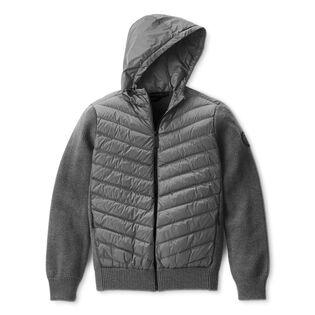 Men's Hybridge Knit Hoody Jacket