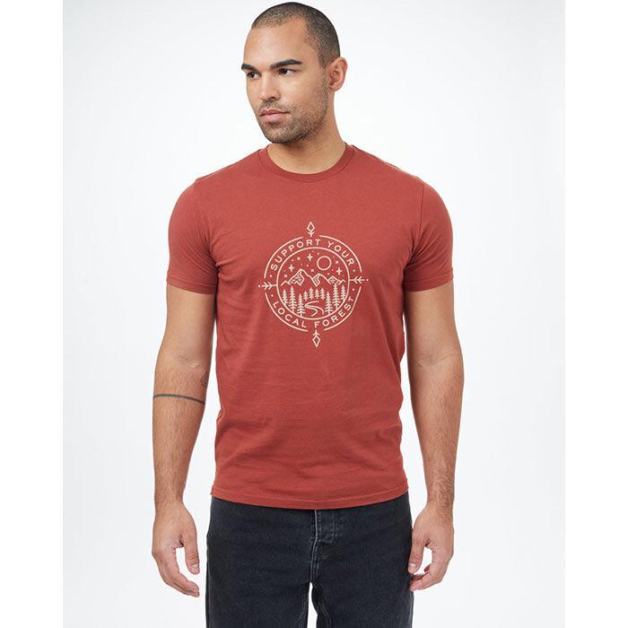 Men's Organic Cotton Support T-Shirt