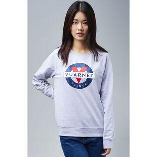 Women's Tri-Colour Logo Sweatshirt