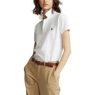 Women's Classic Fit Mesh Polo