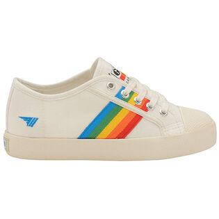 Espadrilles Coaster Rainbow pour enfants [8-12]