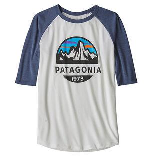 Junior Boys' [7-16] 1/2 Sleeve Graphic T-Shirt