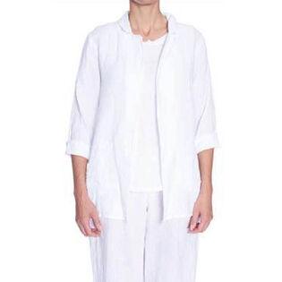 Women's Linen Cardigan