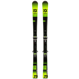 Deacon 79 Ski + WideRide XL 12 GW Binding [2020]