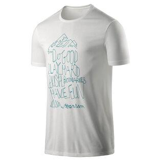 Men's Big Up Message T-Shirt