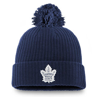 Men's Toronto Maple Leafs Core Pom Beanie