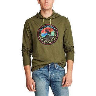 Men's Sportsman Hooded T-Shirt