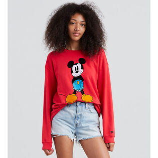 Women's Mickey Crew Sweatshirt
