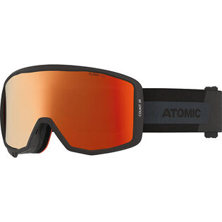 Juniors' Count Jr Cylindrical Snow Goggle