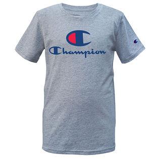 T-shirt Script Logo pour garçons juniors [8-16]