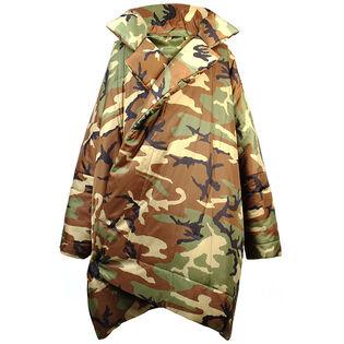 Women's Blanket Sleeping Bag Coat