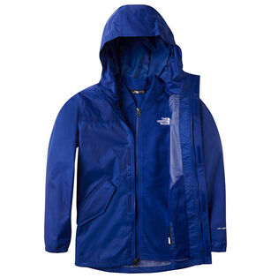 Junior Boys' [7-20] Stormy Rain Triclimate® Jacket
