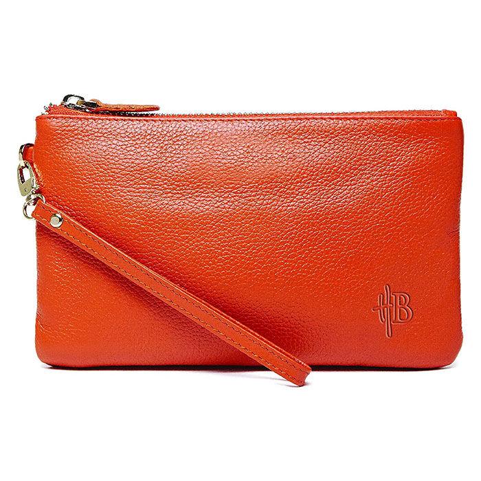 Women's Mighty Purse Smartphone Charging Bag (Orange)
