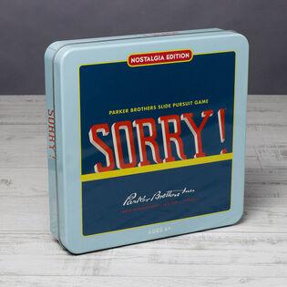 Sorry! Nostalgia Tin Game