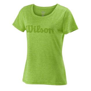 T-shirt Script Tech pour femmes