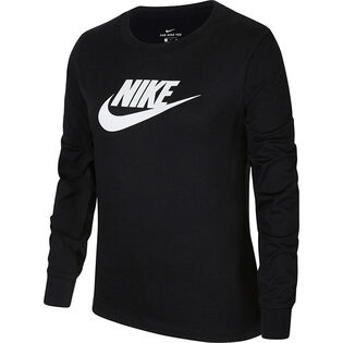 Junior Girls' [7-16] Sportswear Long Sleeve T-Shirt