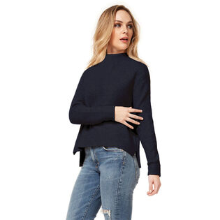Women's Knit Mock Neck Sweater