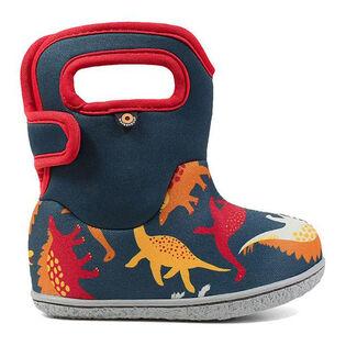 Babies' [5-9] Dino Boot