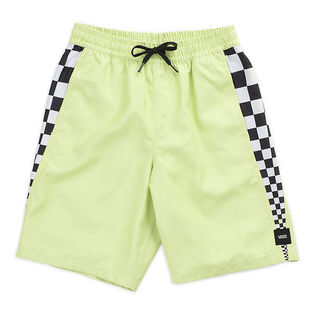 Junior Boys' [8-16] Volley Decksider Swim Trunk
