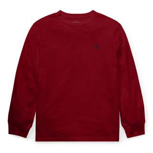 Junior Boys' [8-20] Cotton Long Sleeve T-Shirt
