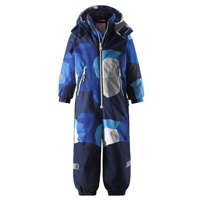 Kids' [2-6] Snowy One-Piece Snowsuit
