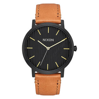 Porter Leather Watch