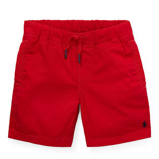 Boys' [5-7] Cotton Chino Pull-On Short