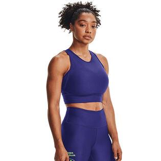 Camisole courte HeatGear® Armour pour femmes