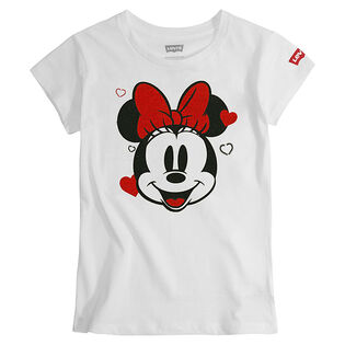 Girls' [4-6X] Disney® Minnie T-Shirt