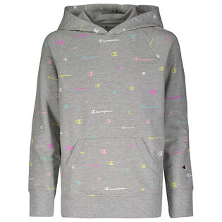 Junior Girls' [7-16] Printed C Script Hoodie