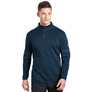 Men's Team Quarter-Zip Sweater